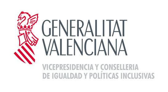 Generalitat Valenciana. Vicepresidencia y Conselleria de Igualdad y Políticas Inclusivas