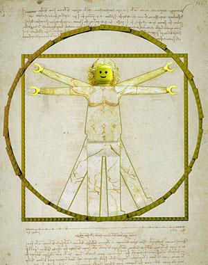 Dibujo de un ser humano