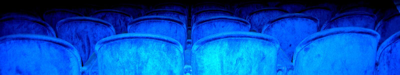Butacas del teatro