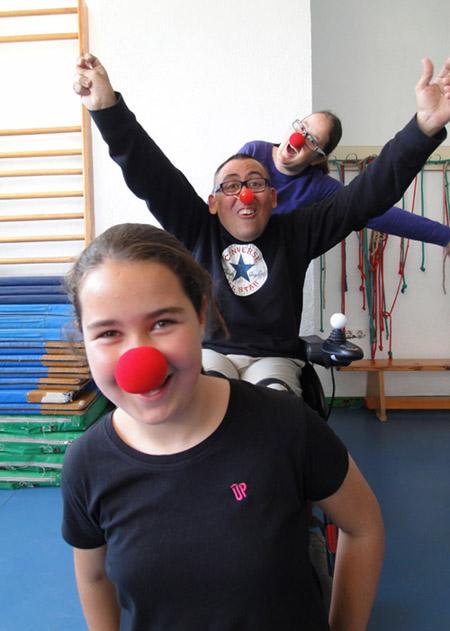 Actividad de teatro con niños