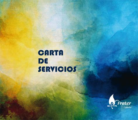 Carátula de la Carta de Servicios
