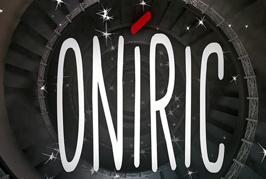 Cartel de la obra Oniric
