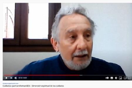 Charla de Jose María Marín