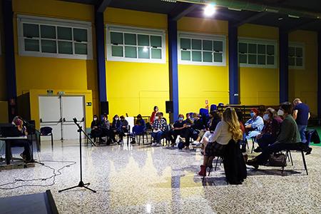 Jornada de Intercambio ERASMUS